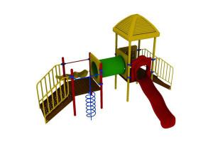 Детский городок 2ПГ-006-1