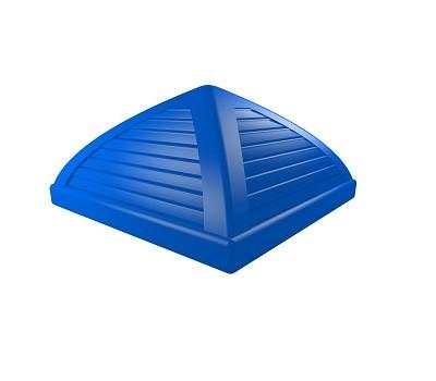 Крыша пластиковая полоса